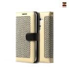 Zenus LG G2 Masstige Herringbone Diary Series -Ivory