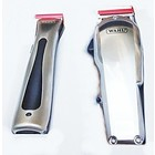 Wahl Brushed Chrome Combo, Tondeuse + Trimmer