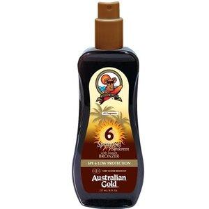 Australian Gold SPF 6 + Bronzer, 237ml