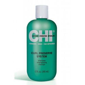 CHI Curl Preserve Shampoo, 350ml