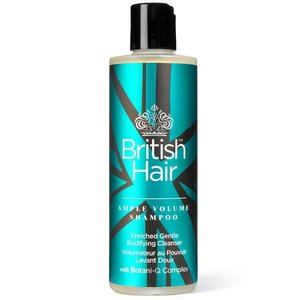 British Hair Apmle Volume Shampoo
