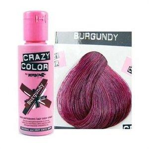 Crazy Color Burgundy, 100gr