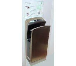 Eco towel M-series ist ein kraftvoller Händetrockner