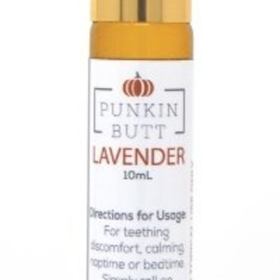 punkin butt Lavender Soothing Oil