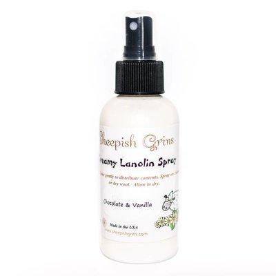 sheepish grins Lanoline Spray