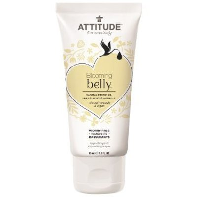 attitude Blooming Belly - Natural Stretch Oil