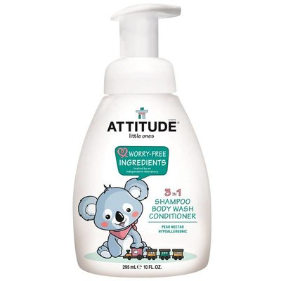 attitude 3-in-1 Bodywash Pear Nectar