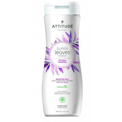 attitude Super Leaves - Shampoo - Moisture rich