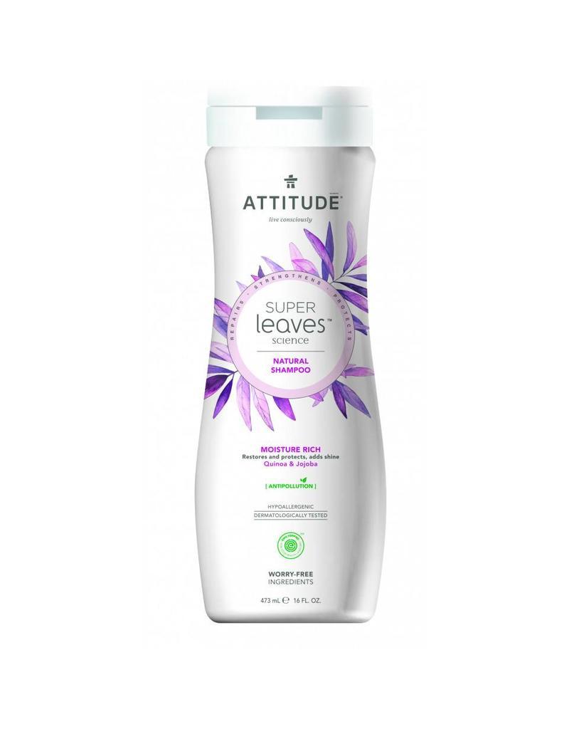 attitude Super Leaves - Shampoo - Moisture rich
