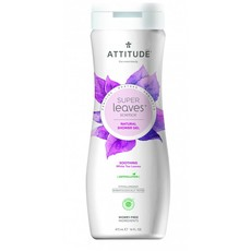attitude Super leaves - douche gel - soothing