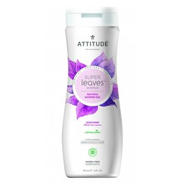 attitude Super leaves - shower gel - soothing