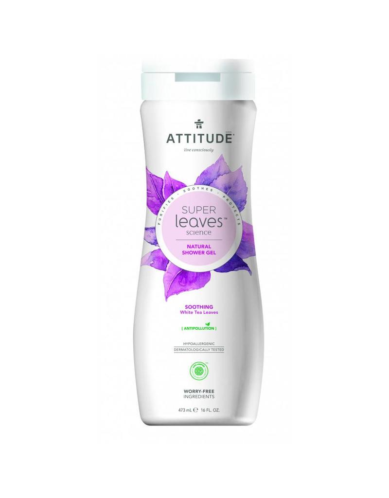 attitude Super leaves shower gel soothing