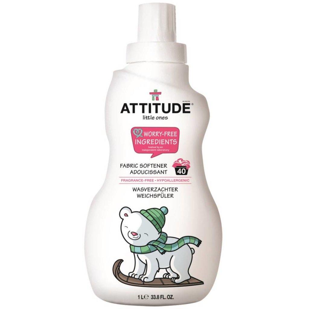attitude Little ones - wasverzachter - parfumvrij