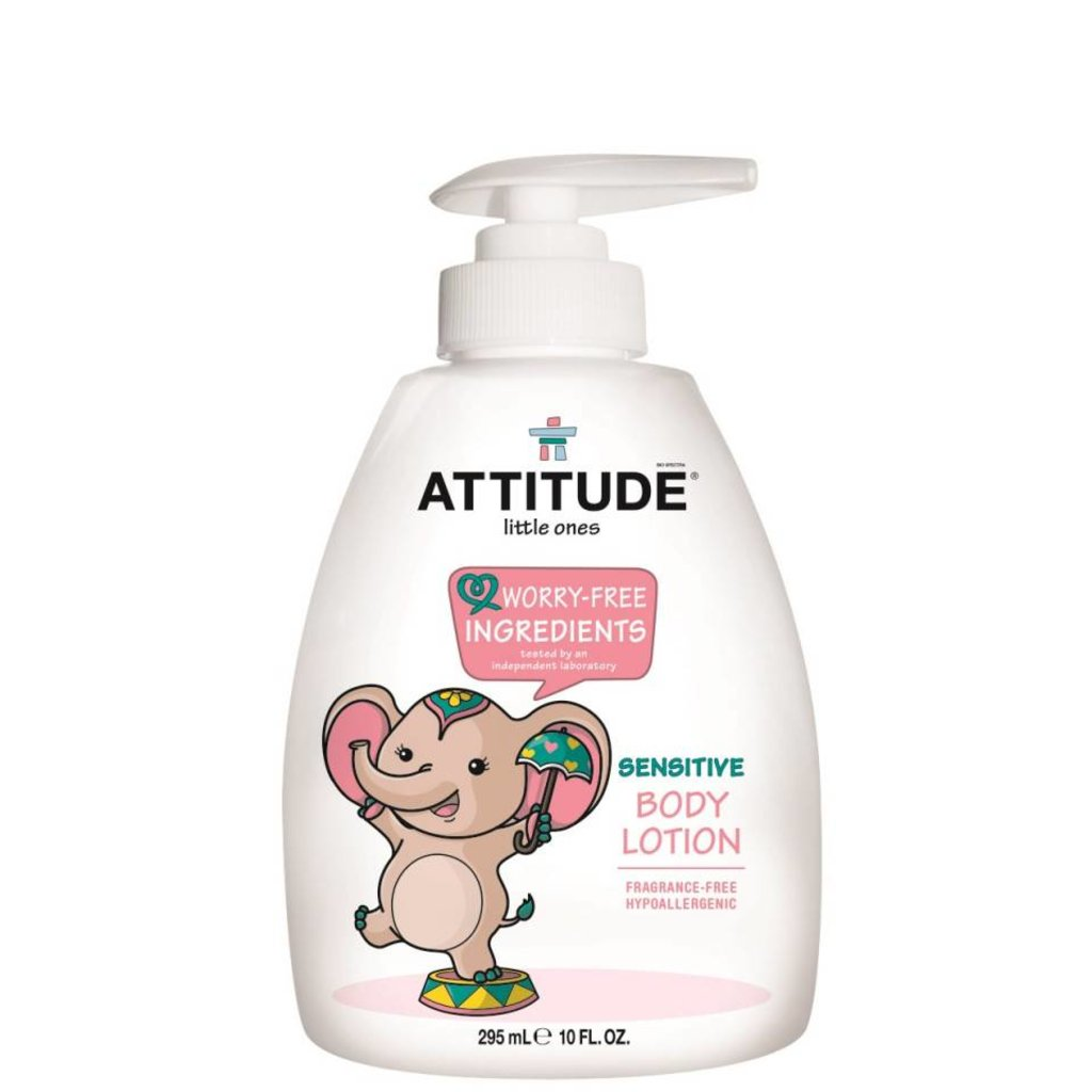 attitude Little ones - body lotion - parfumvrij