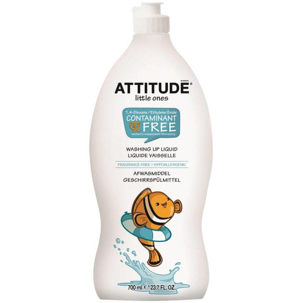 attitude Little ones - afwasmiddel - parfumvrij