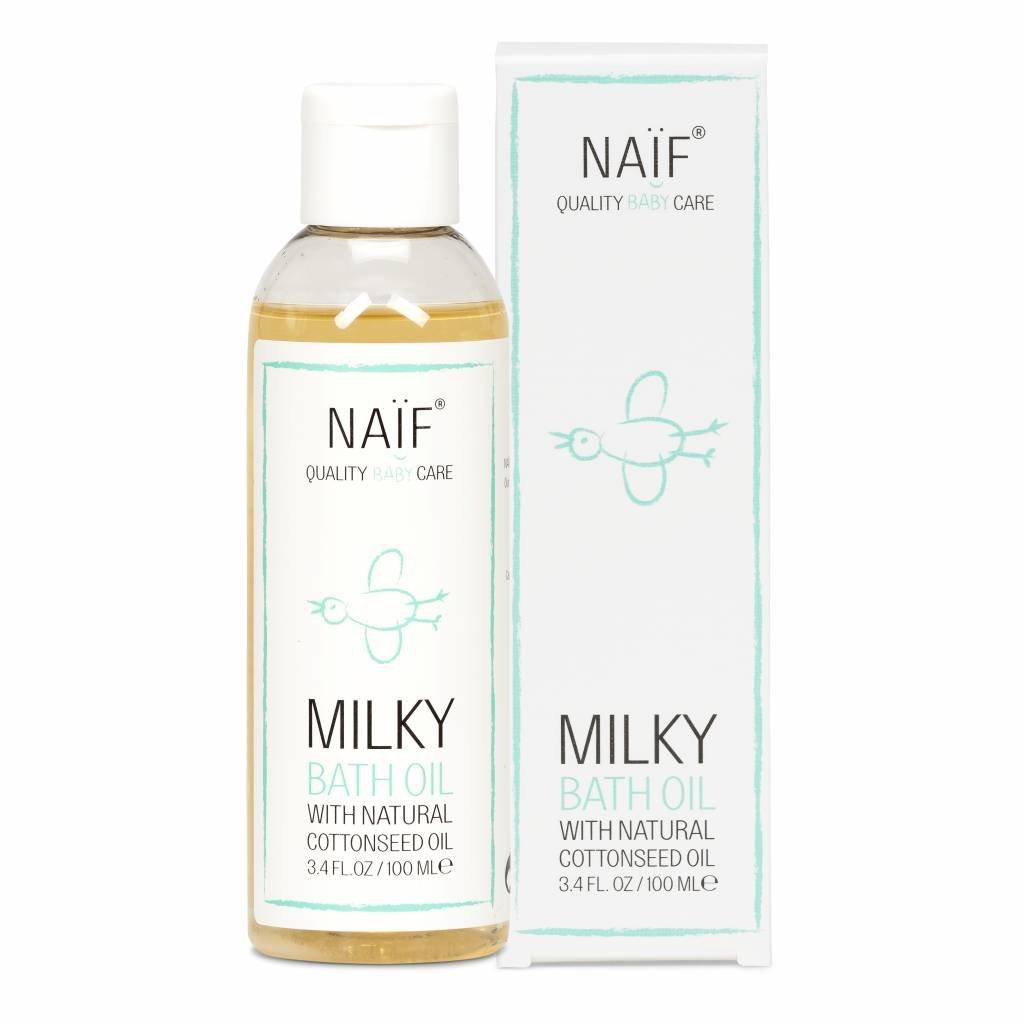 Naïf Baby & Kids - Milky Bath Oil