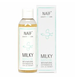 Naïf Baby & Kids - Milky Bath Oil