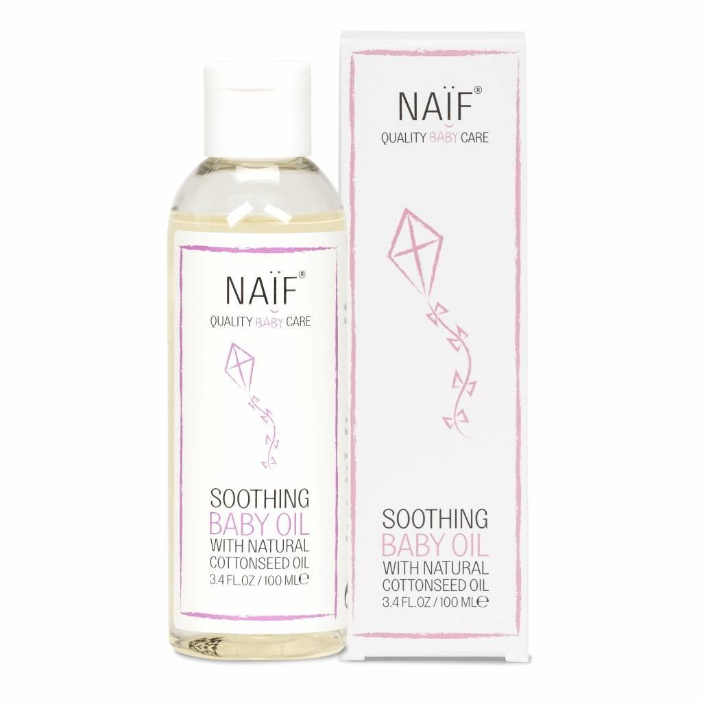 Naïf Baby & Kids - Soothing Baby Oil