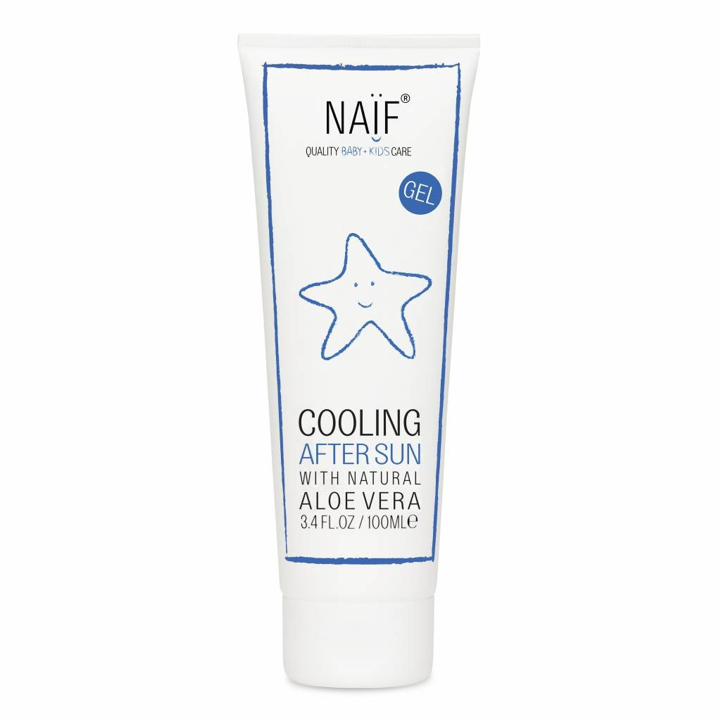 Naïf Baby & Kids - Cooling after sun