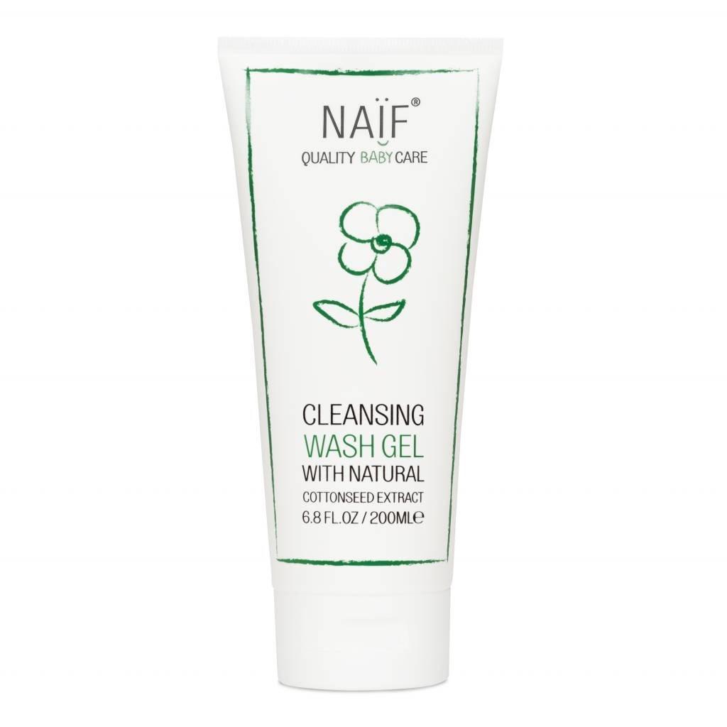 Naïf Baby & Kids - Wash Gel