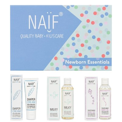 Naïf Baby & Kids - Newborn Essentials