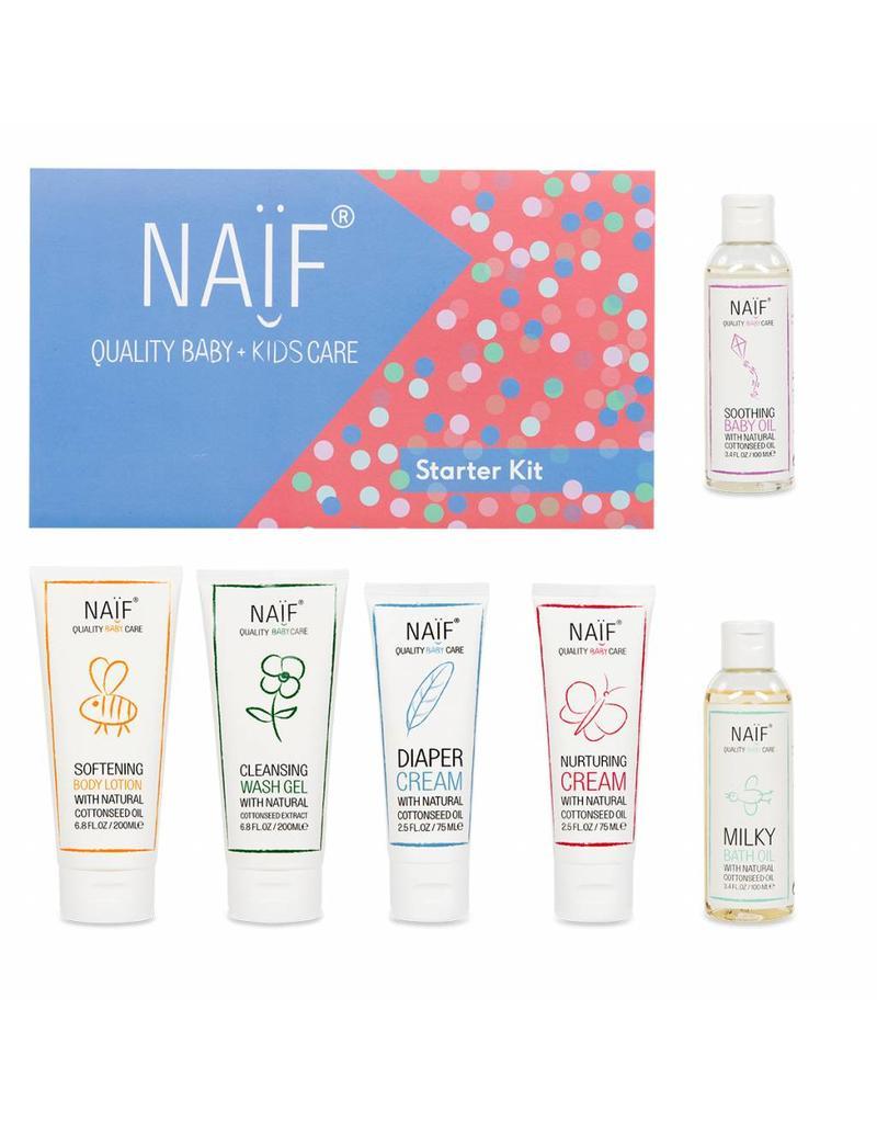 Naïf Baby & Kids - The Starters Kit