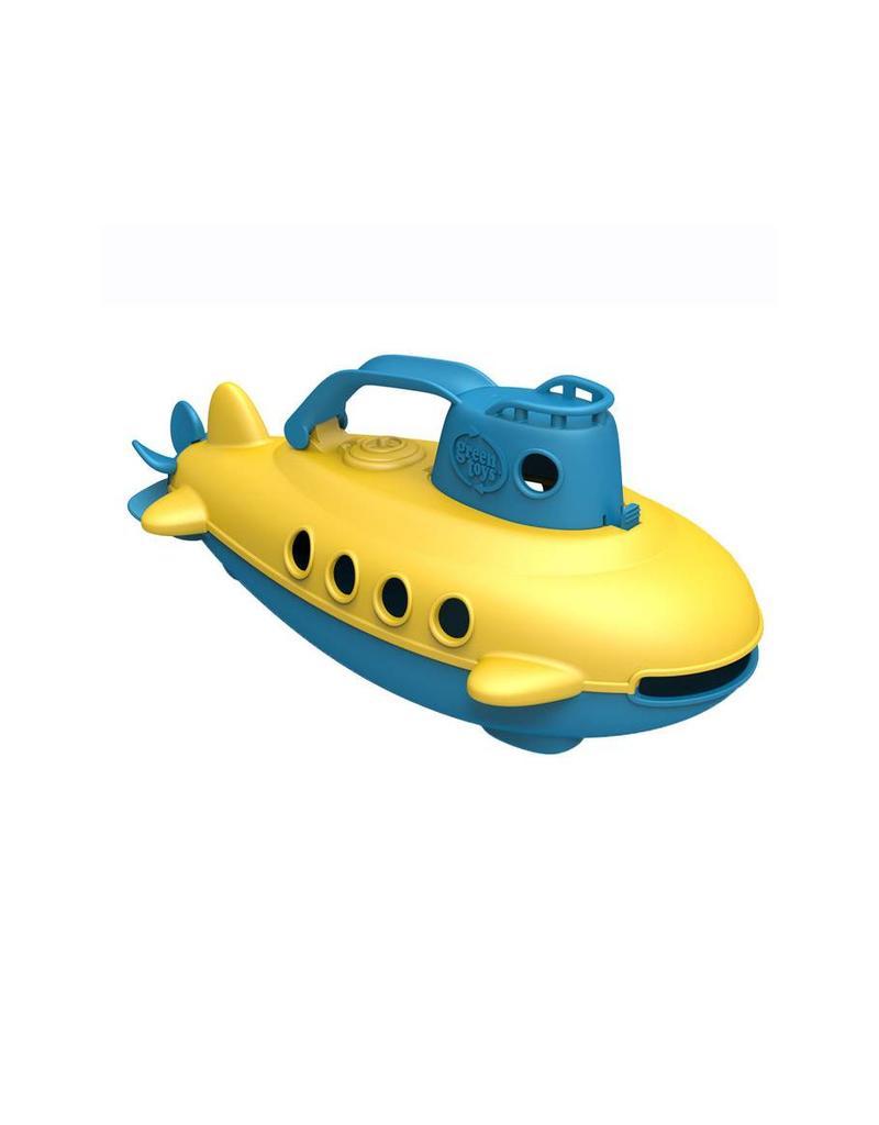 green toys Green toys - Gele duikboot