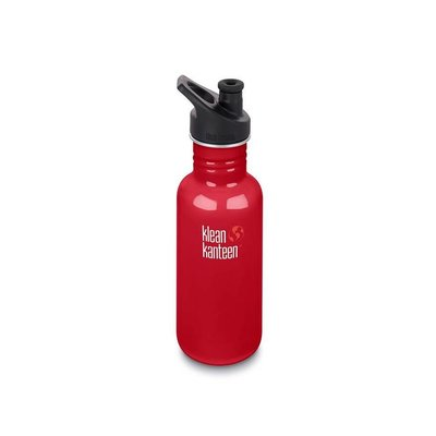 Klean Kanteen 532ml - Classic Sport -Mineral Red