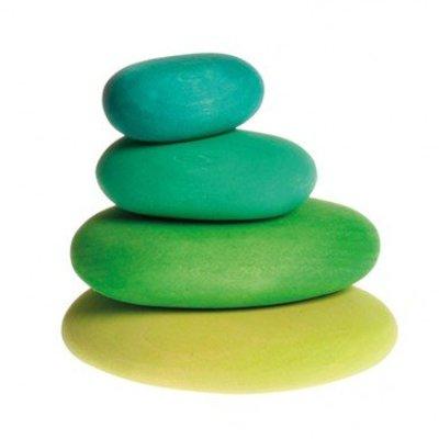 Grimm's Stapelstenen mos/groen