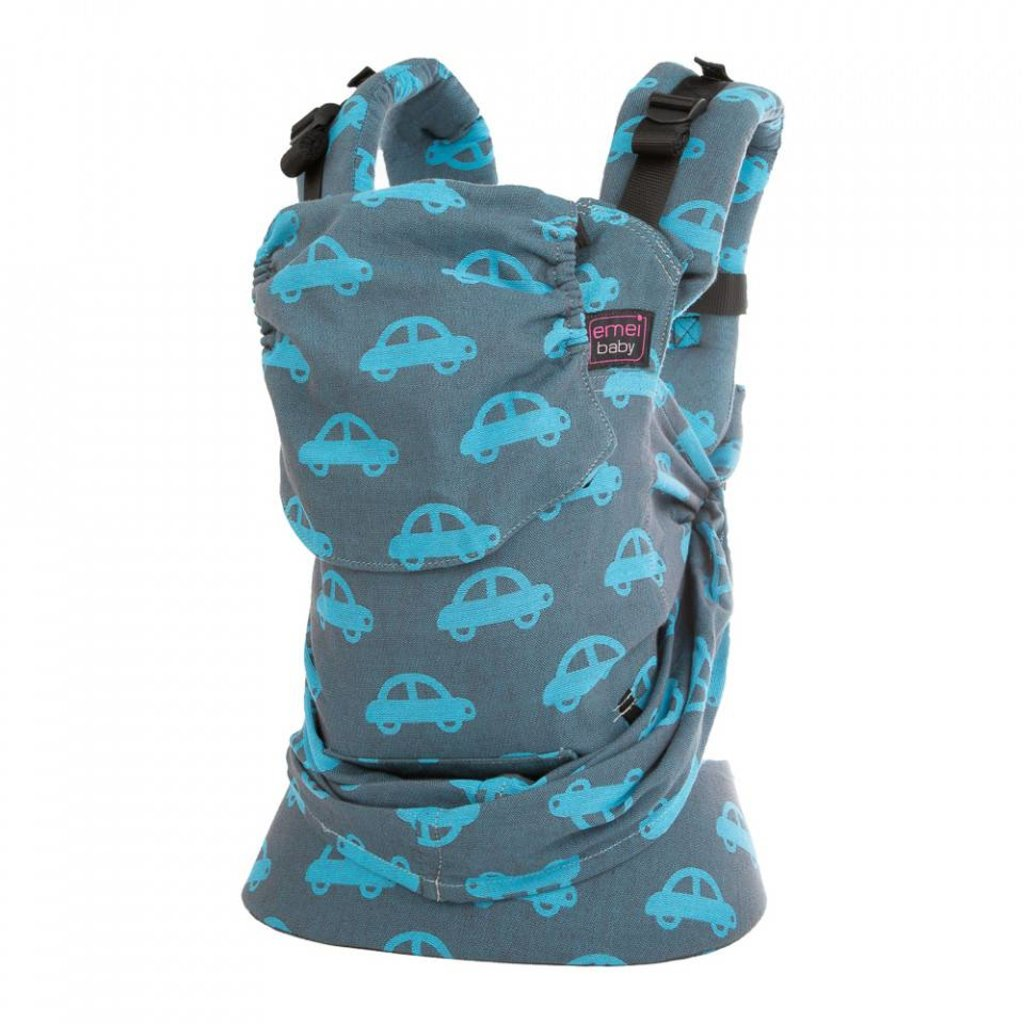 Emeibaby Toddlersize - Turquoise Auto's