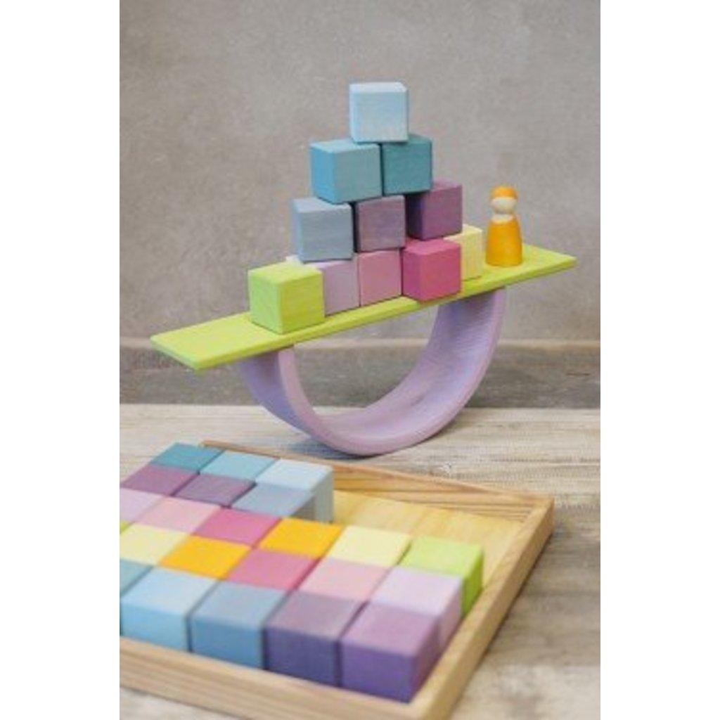 Grimm's Bouwlatten - Pastel
