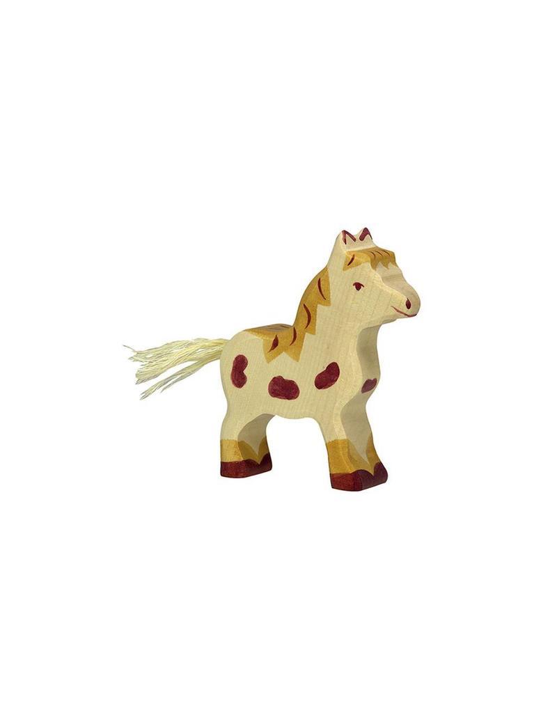 Holztiger Pony Veulen