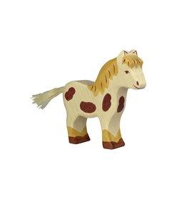 Holztiger Pony Beige