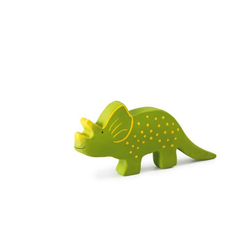 tikiri Rubberen dino - Triceratops