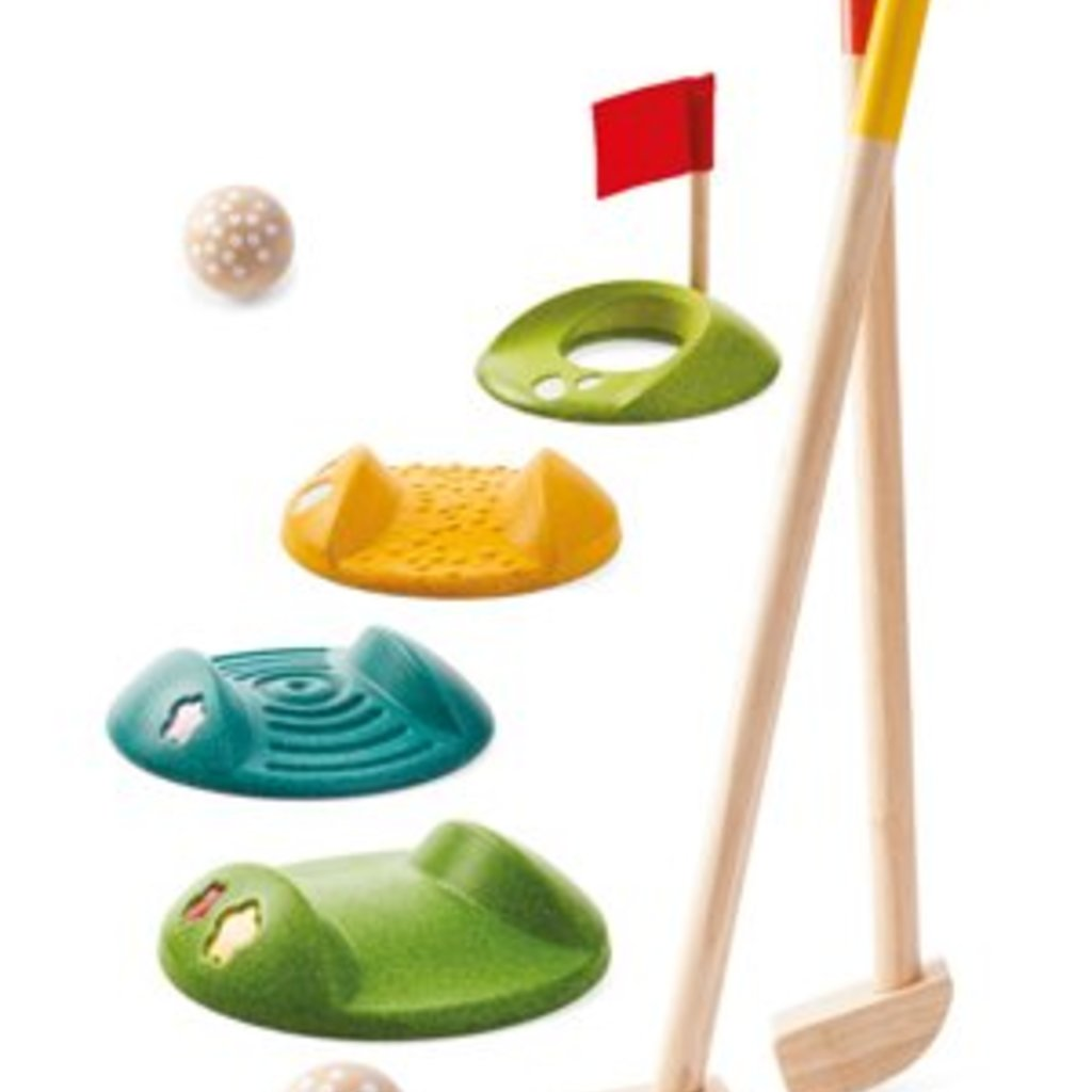 plantoys Mini golfset