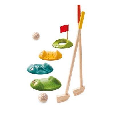 plantoys Mini golfset