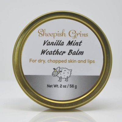 sheepish grins Sheepish Grins - Weather Balm