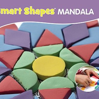 MadMattr Smart Shapes Mandala
