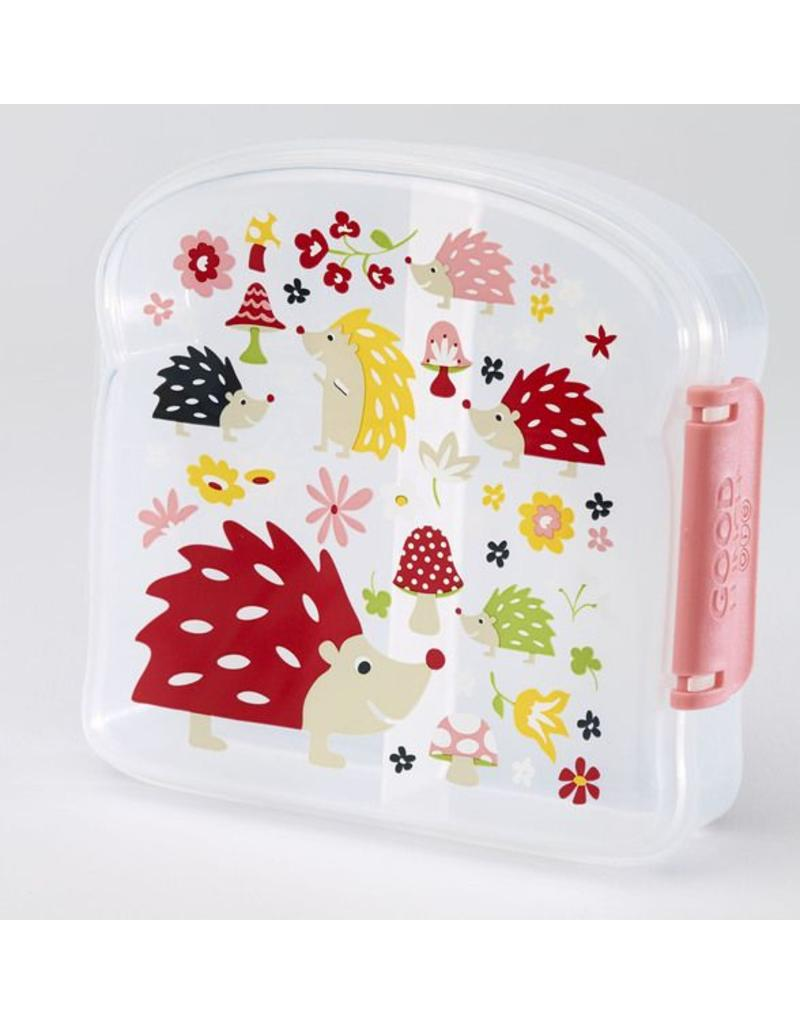 Sugarbooger hedgehog - sandwich box