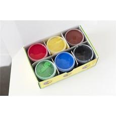 ökoNORM Vingerverf 6 kleuren