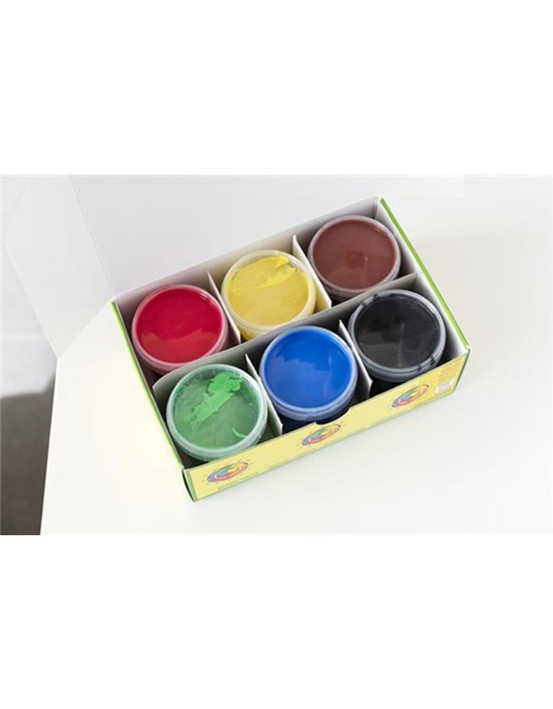 ökoNORM Okonorm - Vingerverf 6 kleuren