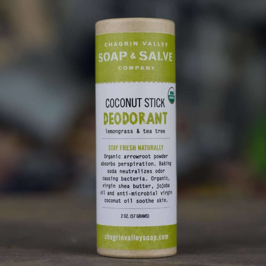 Chagrin Valley Deodorant Coconut stick