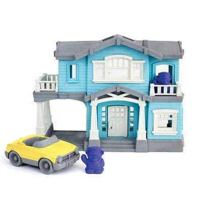 green toys Blauw speelhuis