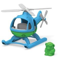 green toys Blauwe helikopter