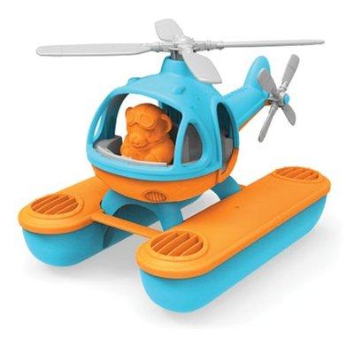 green toys Blauwe waterhelikopter