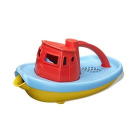 green toys Blauwe speelboot