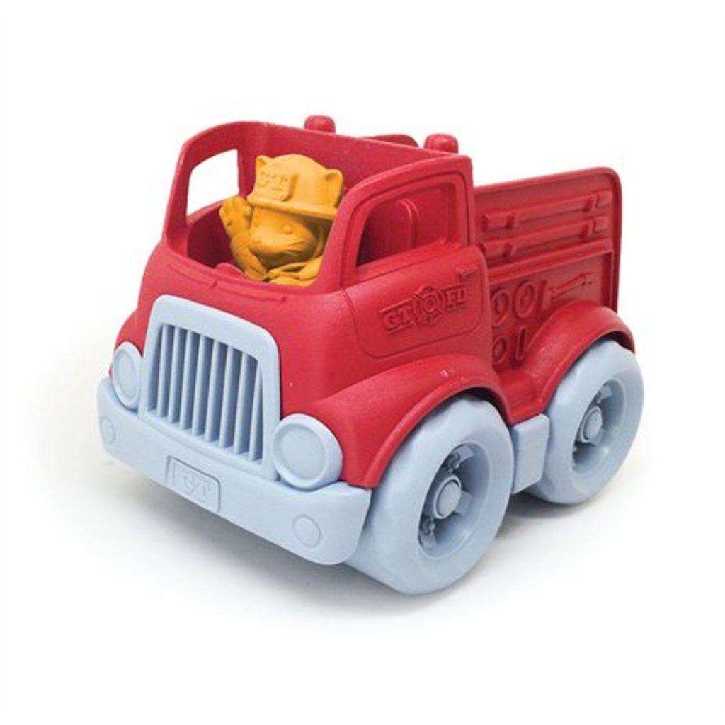 green toys Kleine brandweerwagen