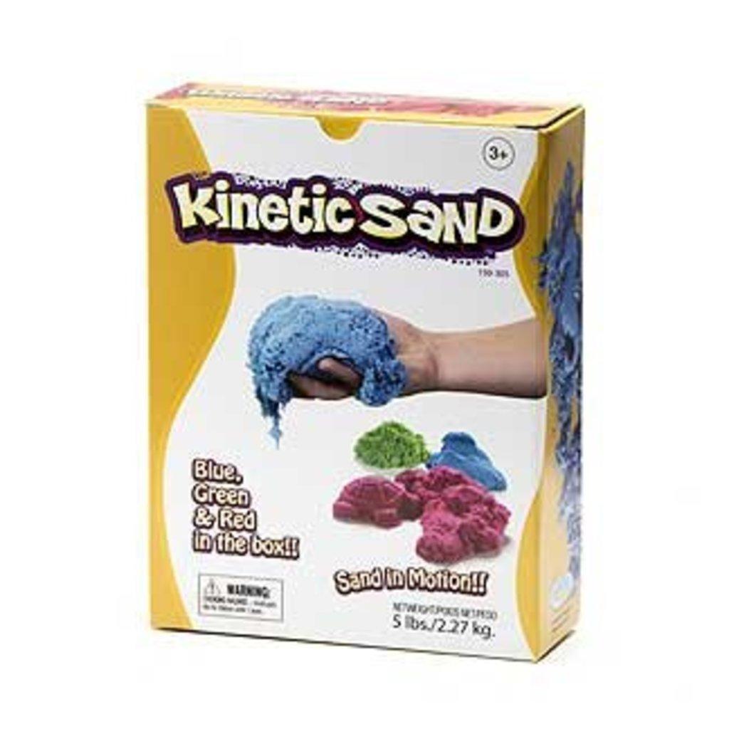 Kinetic Sand Kinetic sand 3kg gekleurd
