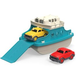 green toys Ferry Boot Met Auto's