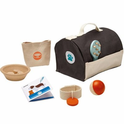 plantoys Dierenzorg set